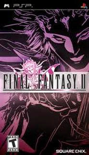 Final Fantasy 2 20th Anniversary   PSP