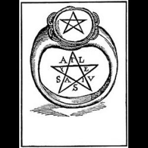 Pythagorean Signet Ring Image