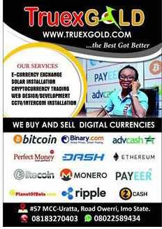 The Most Reliable and Best Bitcoin Exchange Market-Truexgold.com