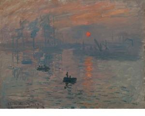 500 ans Monet Impressions