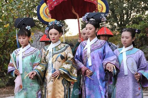 Legend of Concubine Zhen Huan