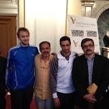 Arshad Burki, James Willstrop, Mahmud Jafri, Rami Ashour, Feroze Mahmood, Paul Mathieson