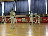Russia Fencing Club, CSKA, X'mas Camp 2016