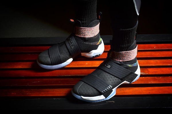 Nike LeBron Soldier 10  OnFoot Beauty Shots