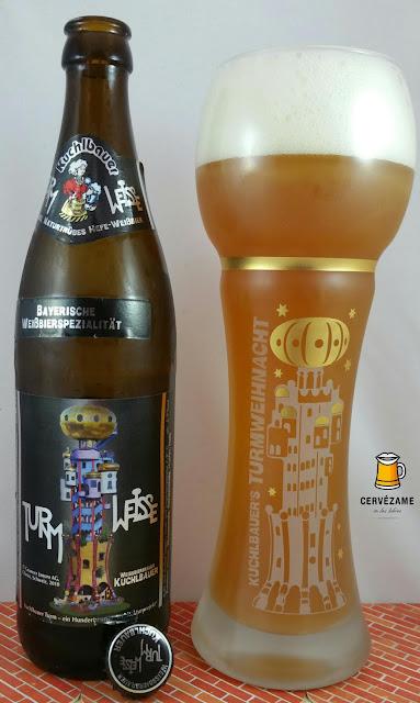 cerveza beer Kuchlbauer Turmweisse cervezame