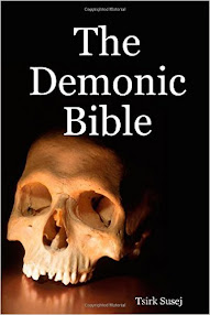Cover of Magus Tsirk Susej's Book The Demonic Bible