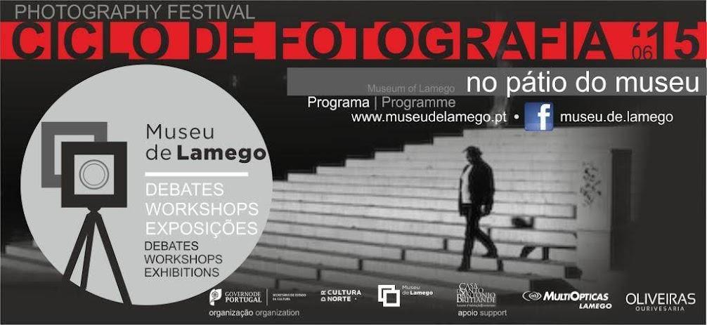 Ciclo de Fotografia regressa em 2015 com novidades - Museu de Lamego
