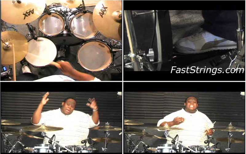 Kenneth 'Bam' Alexander - Hear and Play Drums 103