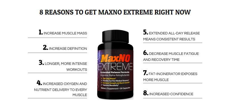 maxno extreme review