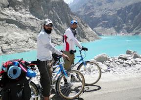 Attabad Lake, Hunza.