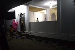 Hari Pertama Bulan Ramadhan 1439H, Ramainya Mushola dan Persiapan Pasar Takjil