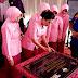 Ketua Pengurus Yayasan Kemala Bhayangkari Polda Jabar, Resmikan Taman Bacaan Anak di Cirebon