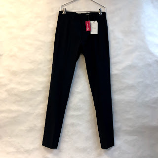 Theory NEW Navy 5-Pocket Pants