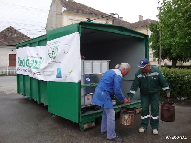 Campania de colectare a deseurilor periculoase din deseuri menajere MAI 2011 - DSC09488.JPG