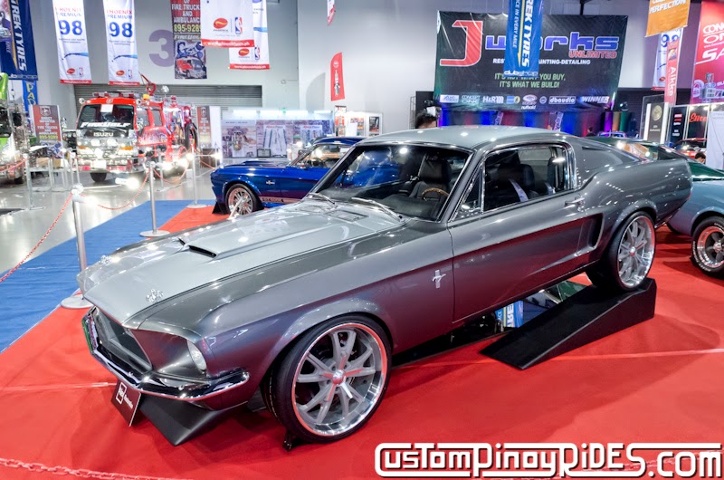 Custom 1967 Ford Mustang Fastback GT by Alex Restoration Custompinoyrides Car Photography Manila Philippines Philip Aragones THE aSTIG pic6