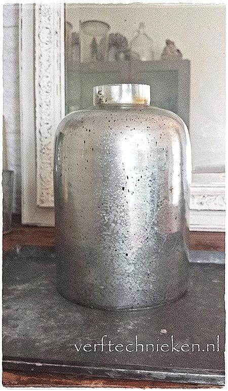 Super zilververf Archieven | Verftechnieken NN-86