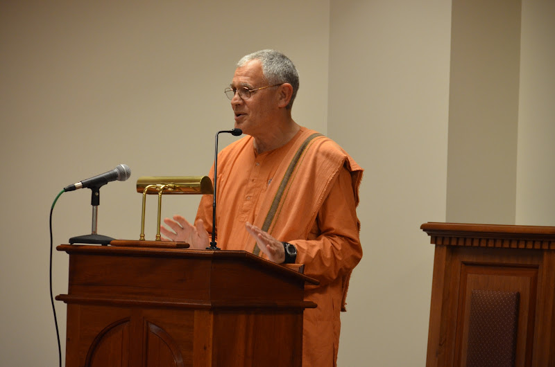 Day 1 Introduction by Swami Atmajnanananda