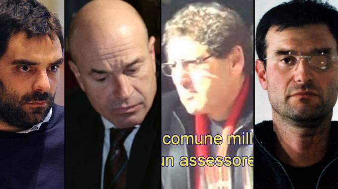 Mafia Capitale Mondo di Mezzo: Gramazio, Odevaine, Buzzi e Carminati