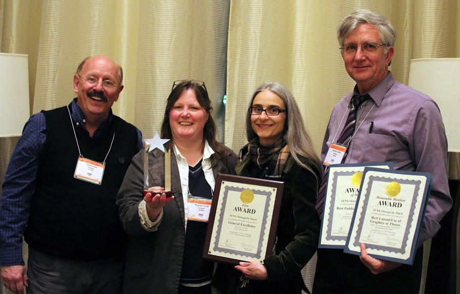 2016 Spring DA awards