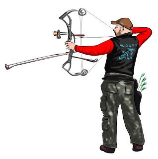 Kladkový luk / Compound bow