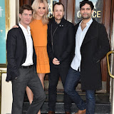 OIC - ENTSIMAGES.COM - Matt Barber, Pixie Lott, Nikolai Foster and Charlie De Melo at the  Breakfast at Tiffany's - Photocall in London 28th January 2016 Photo Mobis Photos/OIC 0203 174 1069