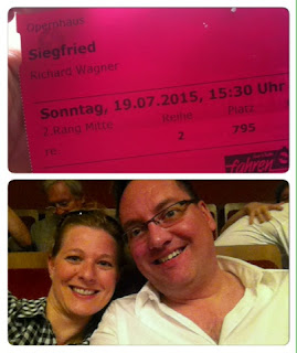 Oper, Richard Wagner, Theater