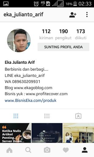 Cara Mudah Dapatkan Followers Instagram Tanpa Following Secara GRATIS