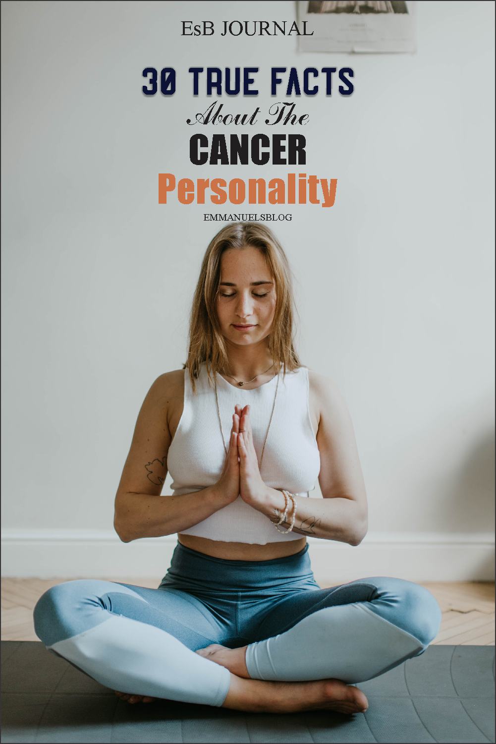 30 True Facts About The Cancer Personality