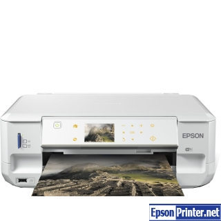 Get reset Epson XP-615 printer tool