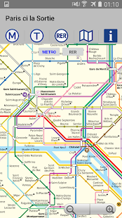 Paris ci la Sortie du Métro- screenshot thumbnail