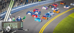 The start of the DP class at the 51st Rolex 24 At Daytona