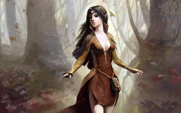 Nature Of Romantic Sorceress, Fantasy Girls 2