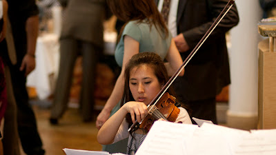 Taste of Paramus...Cadence String Quartet. Photos by TOM HART/  FREELANCE PHOTOGRAPHER