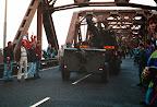 6 pounder anti tank gun corridor tour, Grave bridge - Market Garden 1994