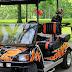 Bengals Golf Cart: Marvin Lewis Golf Classic 2011