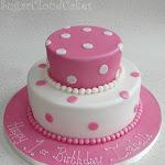 Pink white dotty tiered 1.JPG