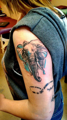 70 best elephant tattoo designs and ideas tattoosme elephant tattoos gumiabroncs Gallery