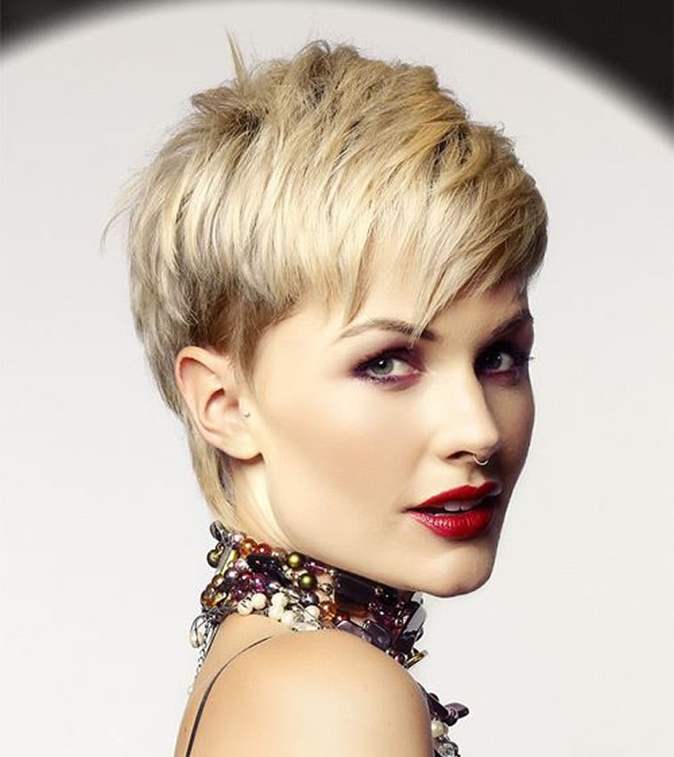 Elegant short hairstyles 2019-fine hair, Don't miss the look! 7