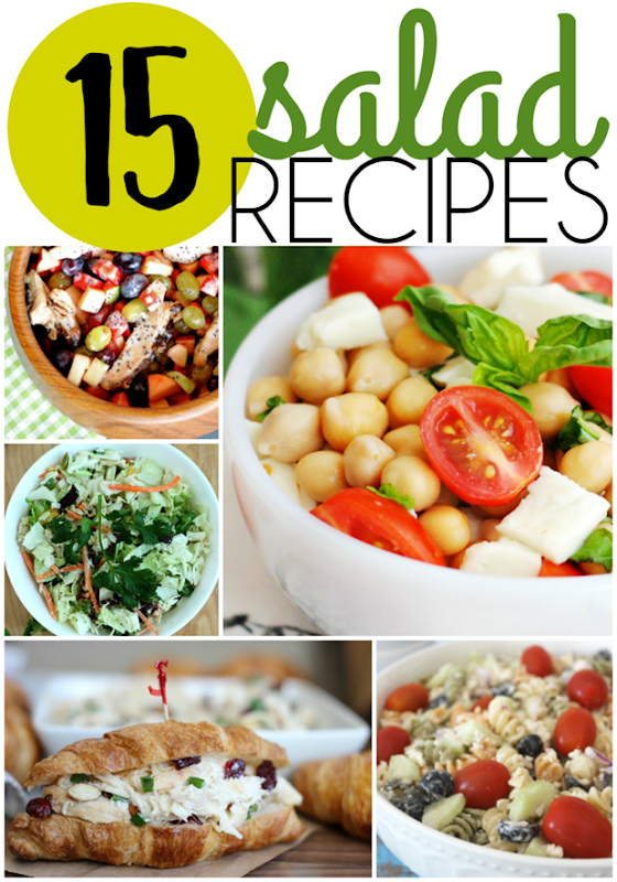 15 Summer Salad Recipes