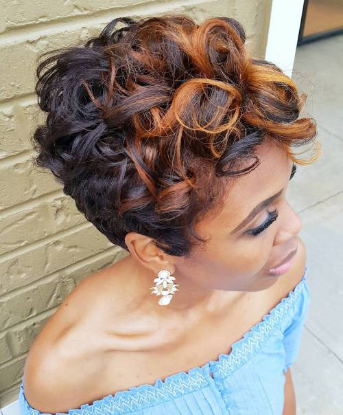 Short Hairstyles Ideas for Black Women In 2018 2