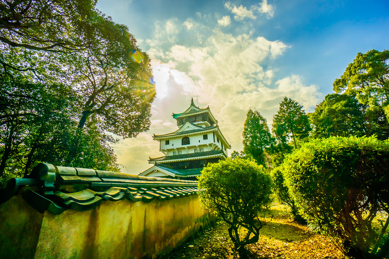 Iwakuni Castle2