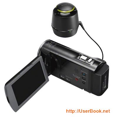 소니 프로젝터 캠코더용 스피처 제품 rpd-ca2