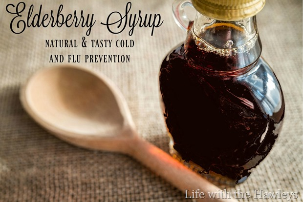 Elderberry Syrup- Life with the Hawleys-2 watermark