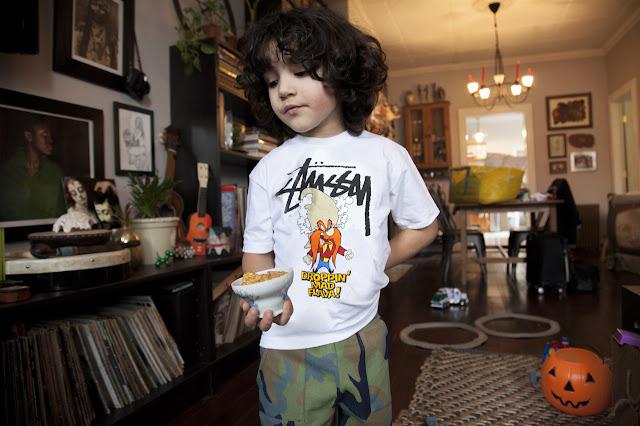 #Stussy Kids x Looney Tunes:攜手推出首度在全球登場的聯名企劃 1