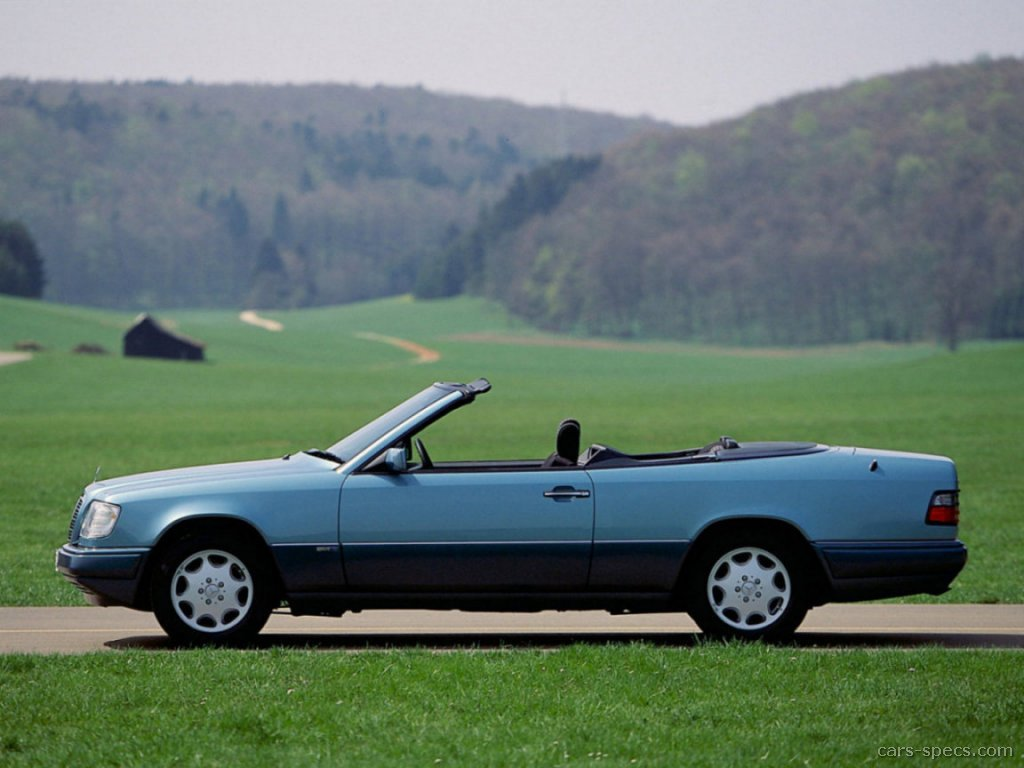 1994 mercedes benz e class convertible specifications for 1994 mercedes benz e class