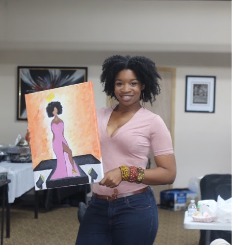 Naturals Night Out - Paint, Sip and Chat