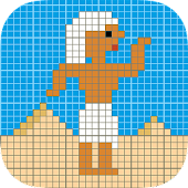 Picross. Egypt Riddles