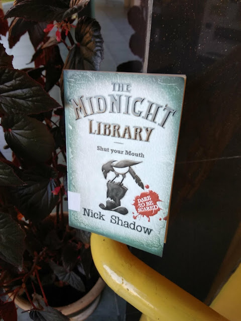 The Midnight Library : Shut Your Mouth (VI) by Nick Shadow