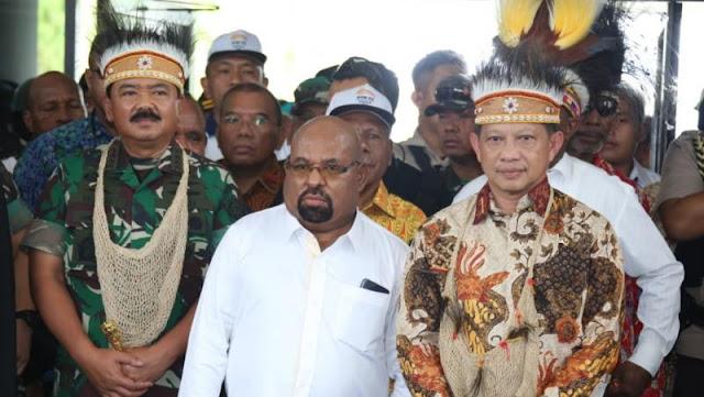 `Tahan Tatib`, Mendagri Tito Diduga Hambat Pembangunan di Papua