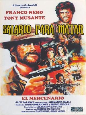 Phim A Professional Gun - A Professional Gun (Il Mercenario) (1968)